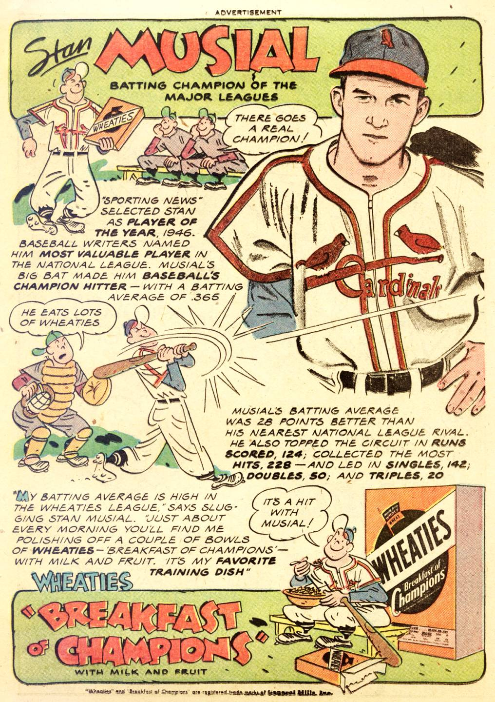 Read online Detective Comics (1937) comic -  Issue #128 - 15