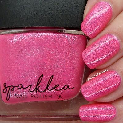 Sparklea Nail Polish Candy Floss