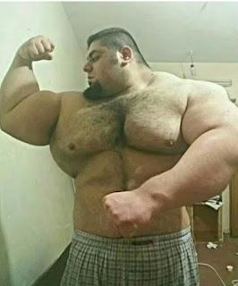 "Inilah ""Hulk"" Dari Iran yang Siap Membasmi ISIS"