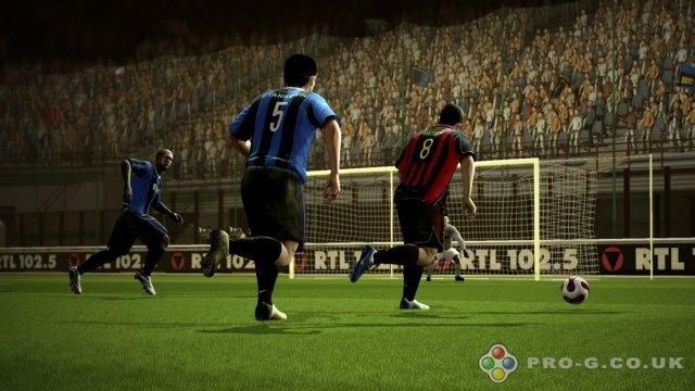 تحميل لعبة فيفا 2007 مضغوطة بحجم صغير جدا