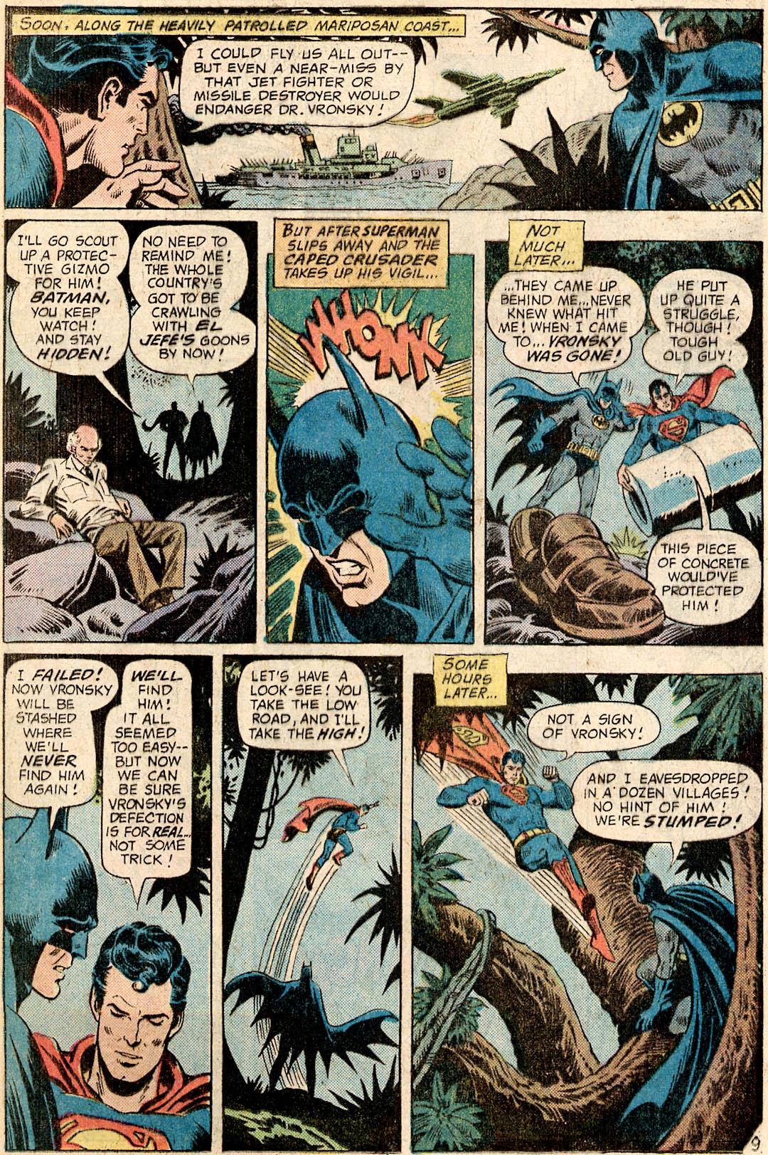 Read online World's Finest Comics comic -  Issue #226 - 11