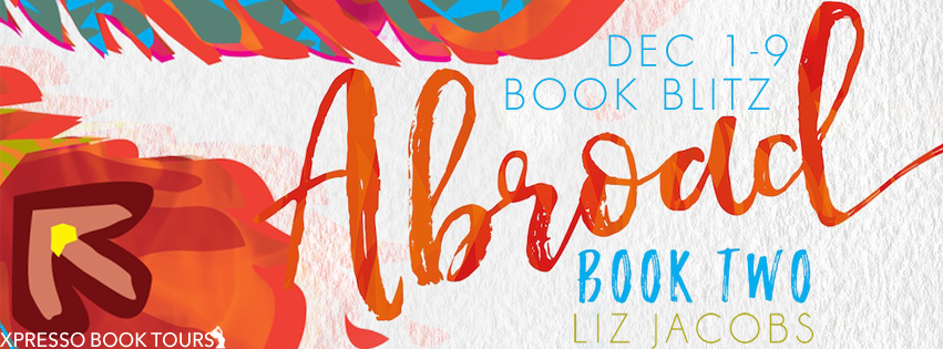 Abroad Book TWO #Giveaway