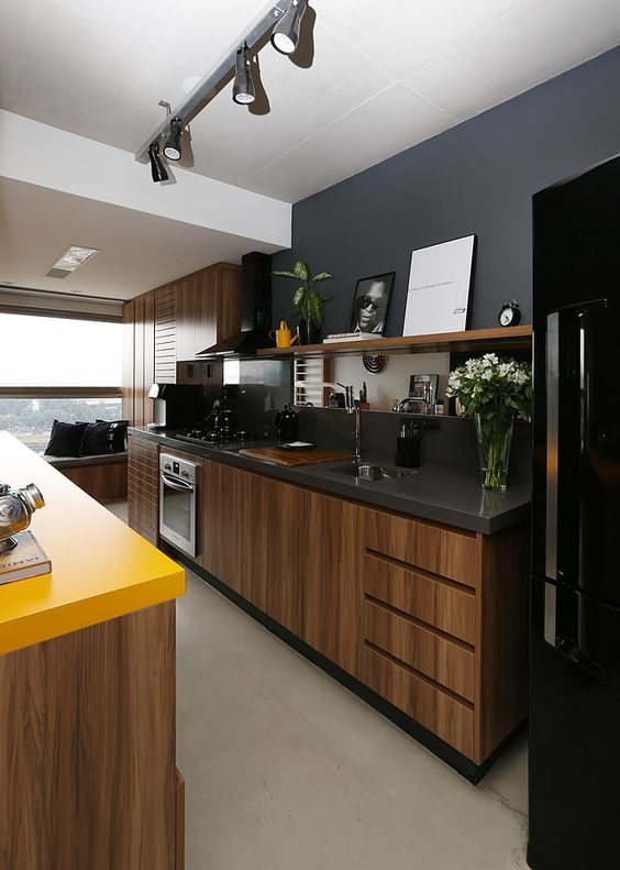 30 truly tiny long narrow kitchen decorating ideas that