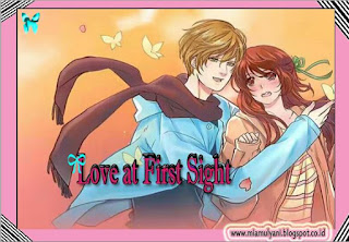 Cerpen Cinta Love at First Sight ~ Part 14