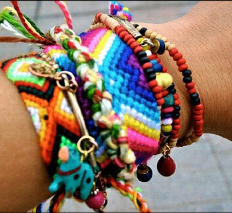 Bracelets Jewelry Colorful Bracelets Brazilian Picture