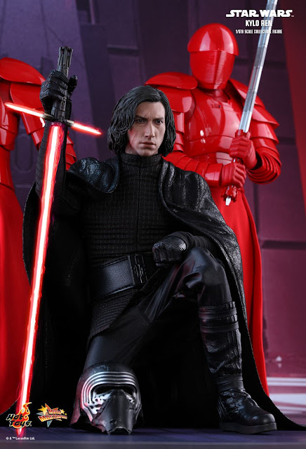 osw.zone Star Wars fans worldwide are full of excitement as we begin to count to the release of Star Wars: Star Wars: The Last Jedi 1/6 scale Kylo Ren Collectible Figure