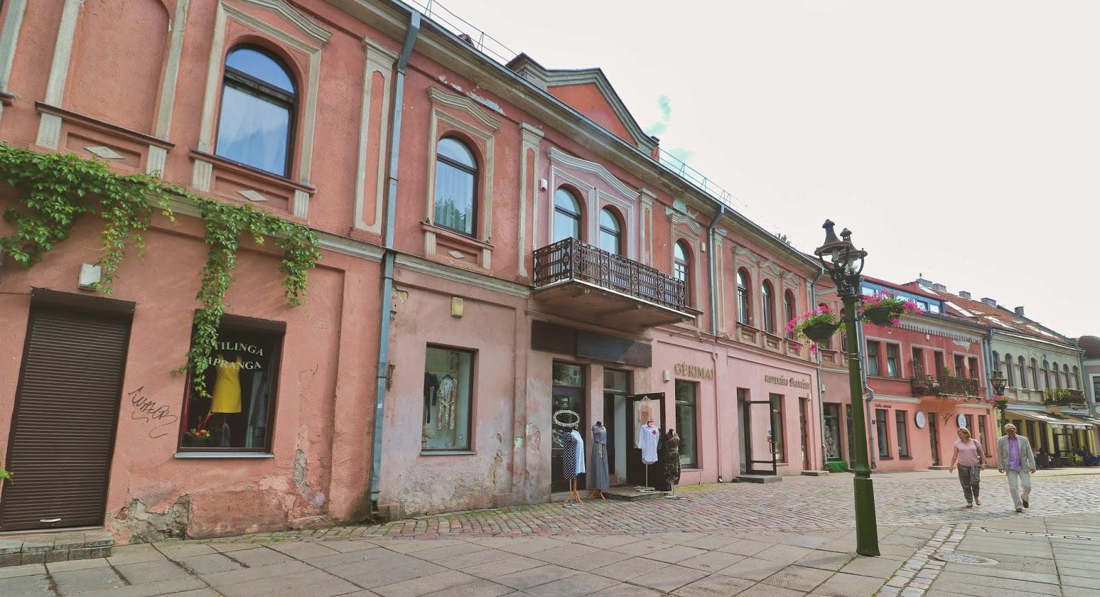 ulica wileńska kowno