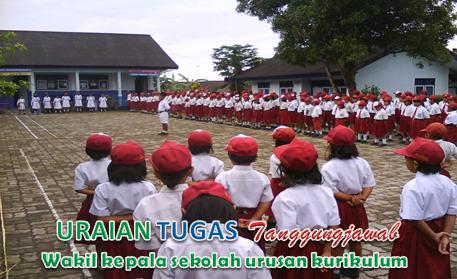Tugas Wakil kepala sekolah urusan kurikulum. Berikut adalah tugas Wakabid Kurikulum Membantu Kepala Sekolah dalam :
