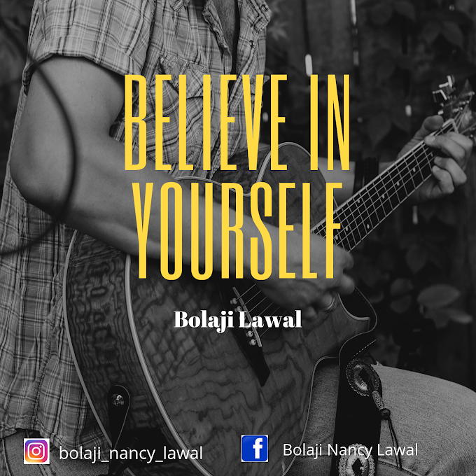 """Bolaji Nancy Lawal"" Releases New Music ""Believe in Yourself"""