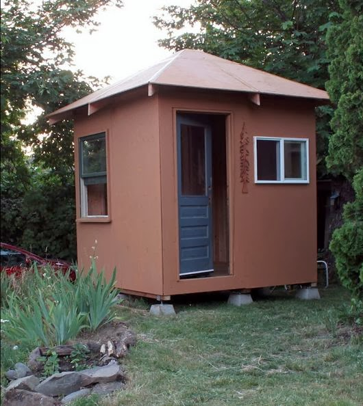 Very Cheap Houses For Rent: Bensozia: Tiny House For The Homeless