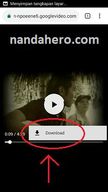 cara menyimpan video dari youtube ke galeri handphone tanpa aplikasi