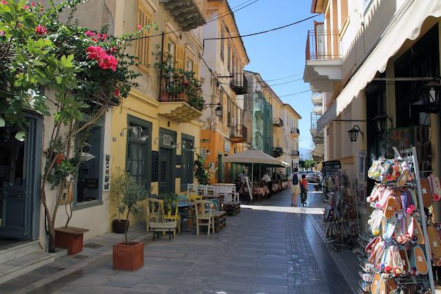 Πλειοδοτικός διαγωνισμός-δημοπρασία για την εκμίσθωση δύο ακινήτων στην παλιά πόλη του Ναυπλίου