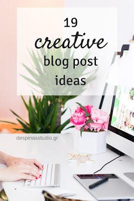 19 δημιουργικές ιδέες για αναρτήσεις από το Despina's Studio