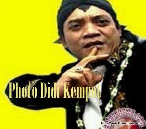 Photo Didi Kempot