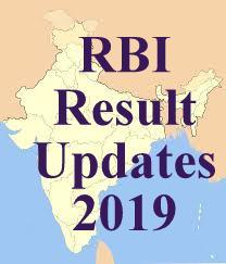 RBI Specialist in Grade-B 2018-19| Marks Sheet & Cut Off