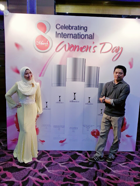 Woman Day's With Infinence Skincare