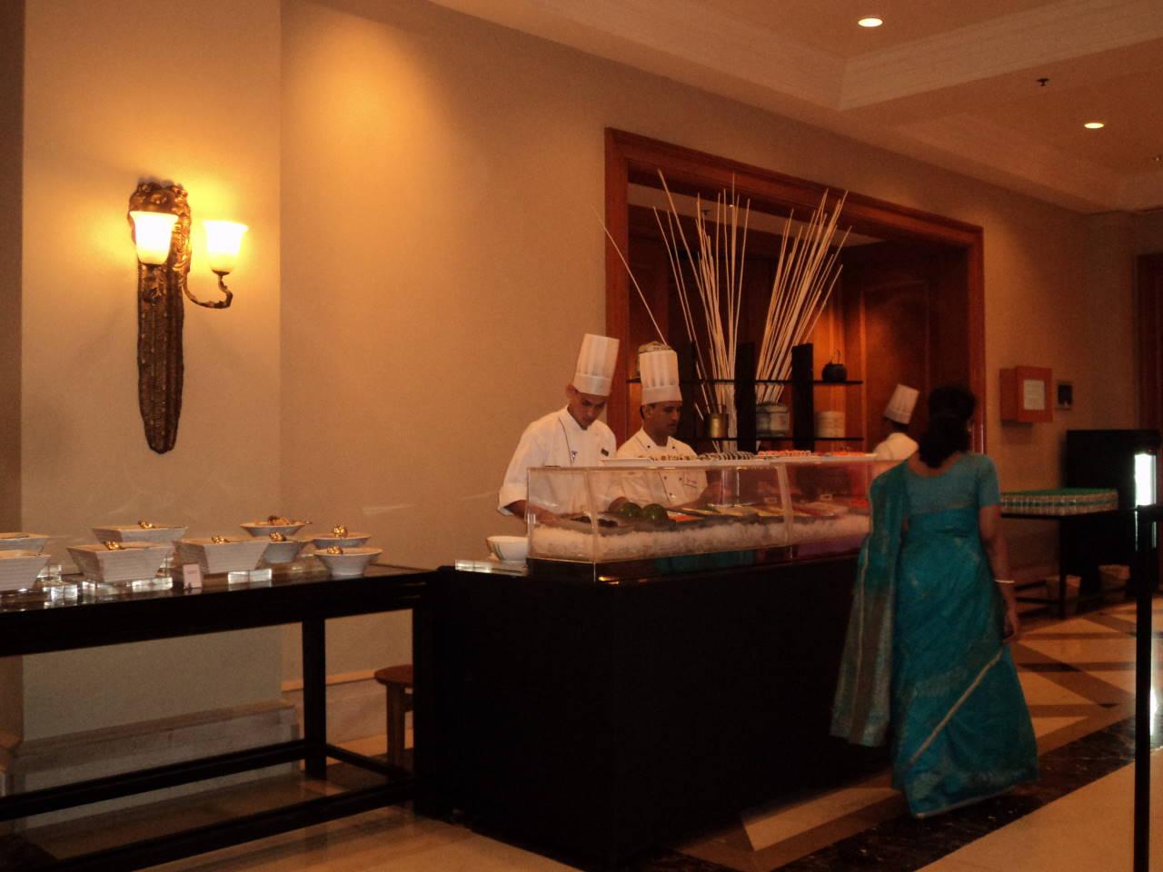Saffron Pan Asian Restaurant 81