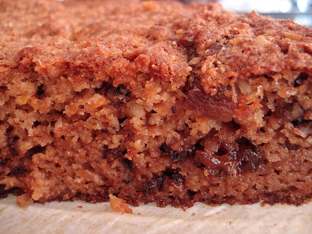 Grain Free and Refined Sugar Free Carrot Cake