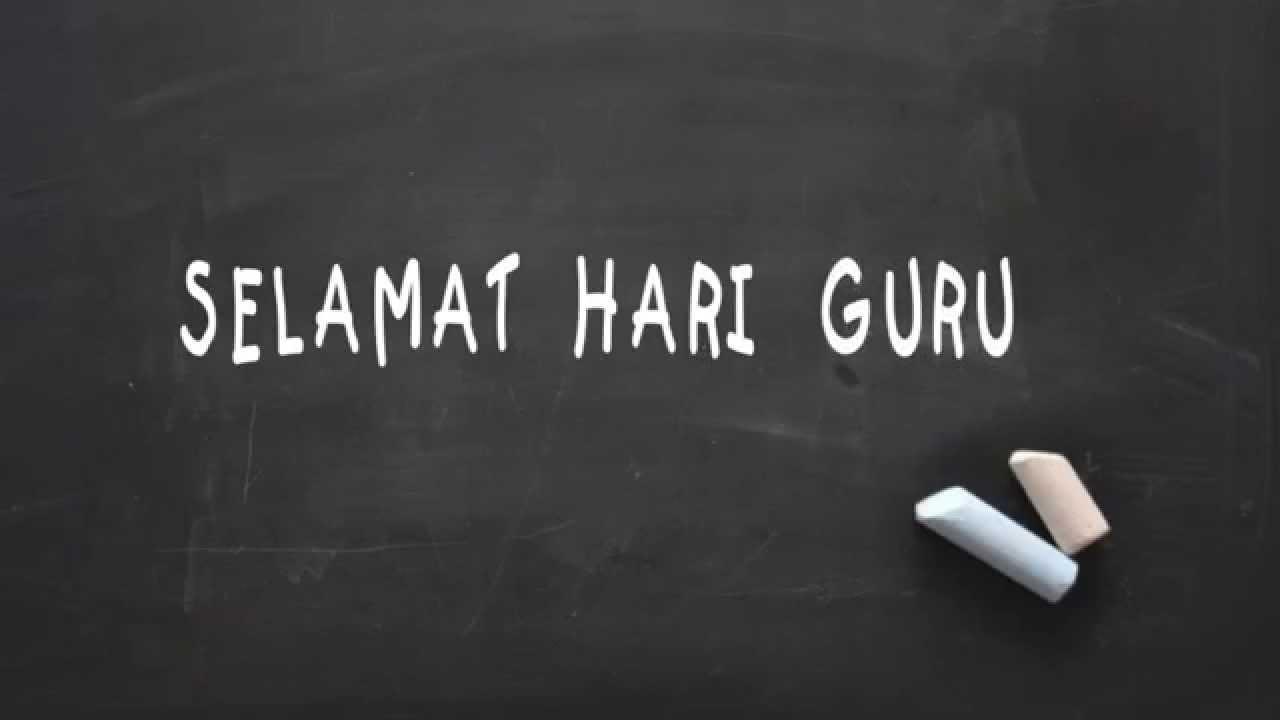 Kumpulan Kata Ucapan dan DP BBM Selamat Hari Guru Nasional 25 November