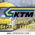 Jawatan Kosong Terkini di Keretapi Tanah Melayu Berhad (KTMB) - 4 Jun 2018
