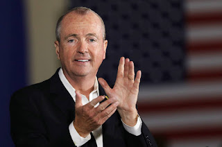 New Jersey's new governor, Democrat Phil Murphy, plans to bring his state back into RGGI, the East Coast's carbon trading market. (Credit: Spencer Platt/Getty Images) Click to Enlarge.