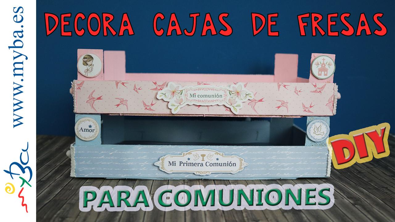 2018 myba - Cajas de fresas decoradas paso a paso ...