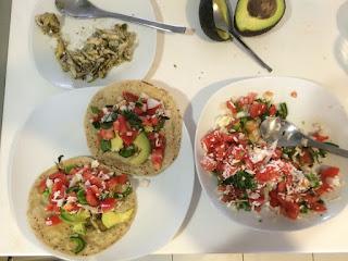 Tacos Placeros de Charales