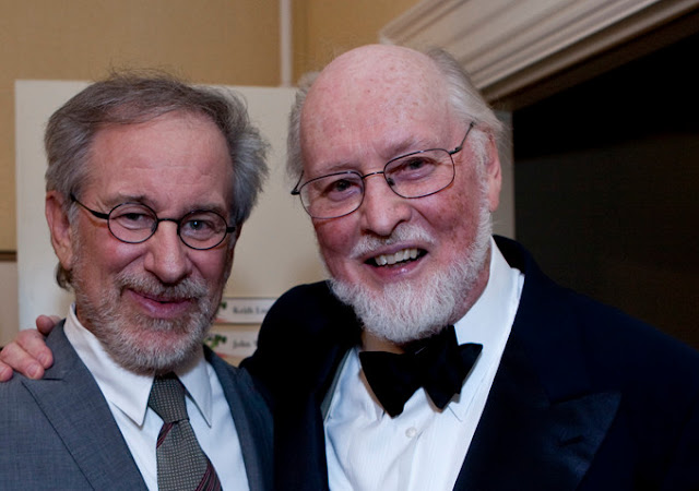 john williams dinner date with steven spielberg