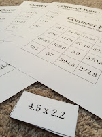 https://www.teacherspayteachers.com/Product/Connect-Four-Multiplying-Decimals-1943728