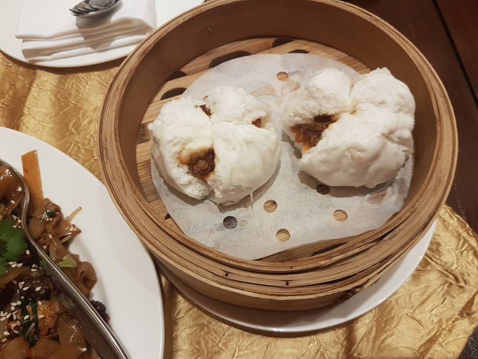 Red Spice - Their dim sum siopao
