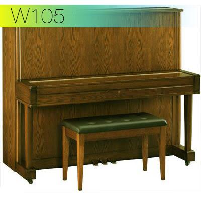 dan piano yamaha w105
