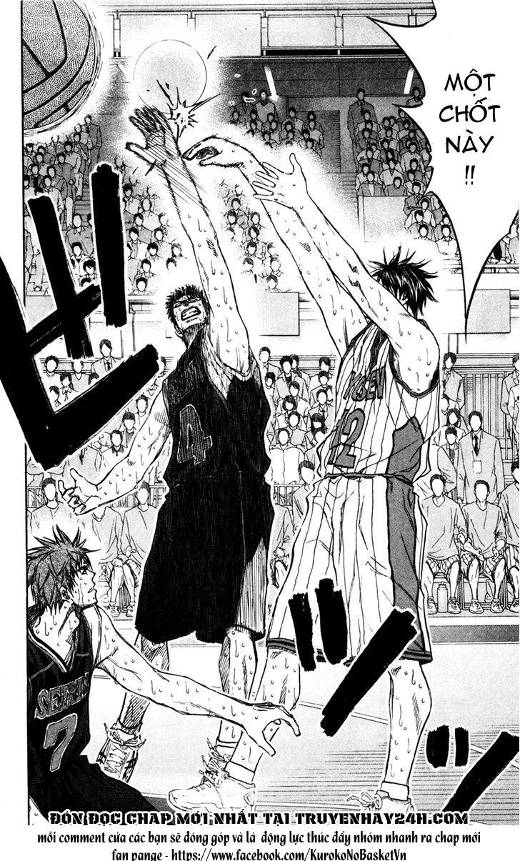 Kuroko No Basket chap 167 trang 12
