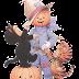 Halloween con niños de Ruth Morehead