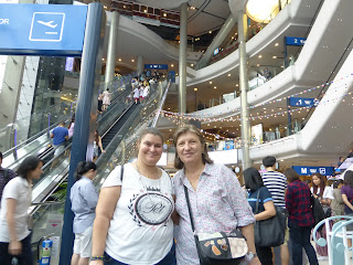 Terminal 21, Bangkok, Tailandia, La vuelta al mundo de Asun y Ricardo, vuelta al mundo, round the world, mundoporlibre.com