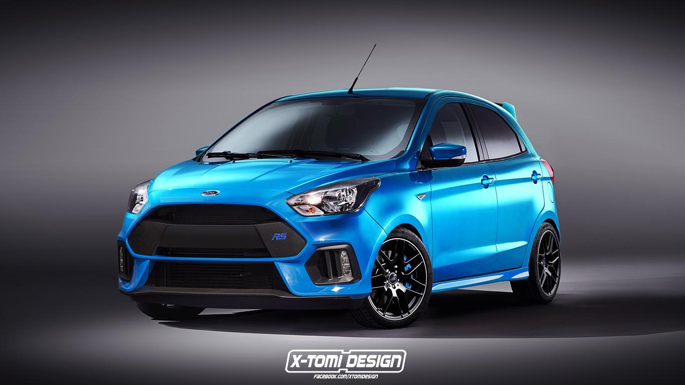 Ford Ka Rs