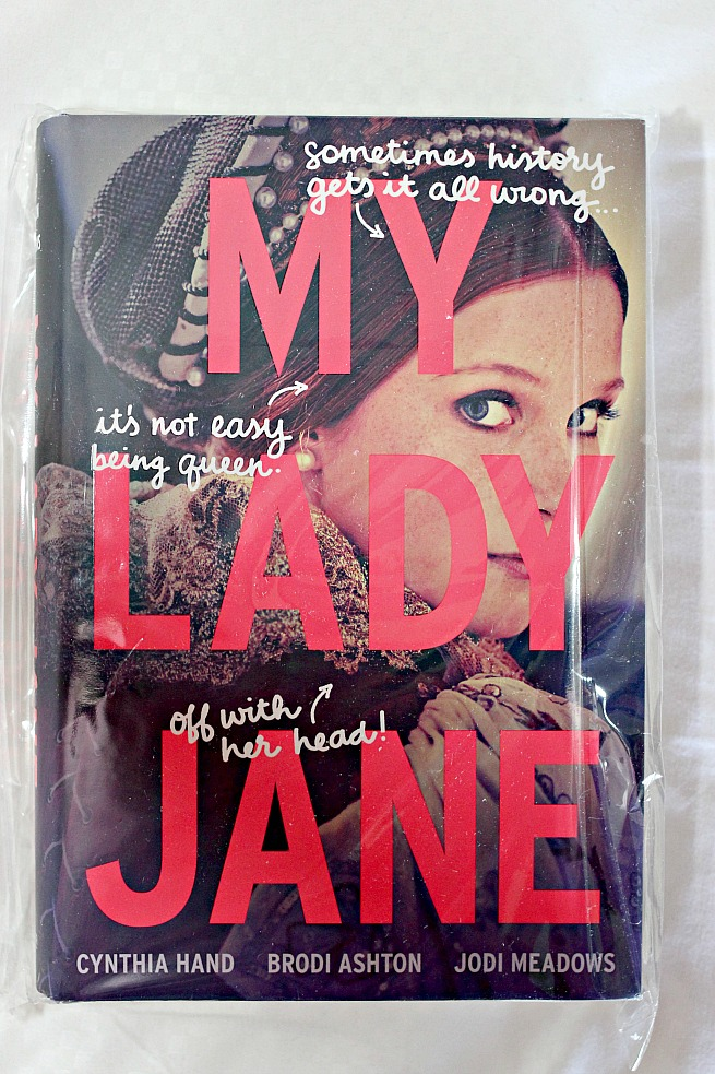 My Lady Jane. Owlcrate Review