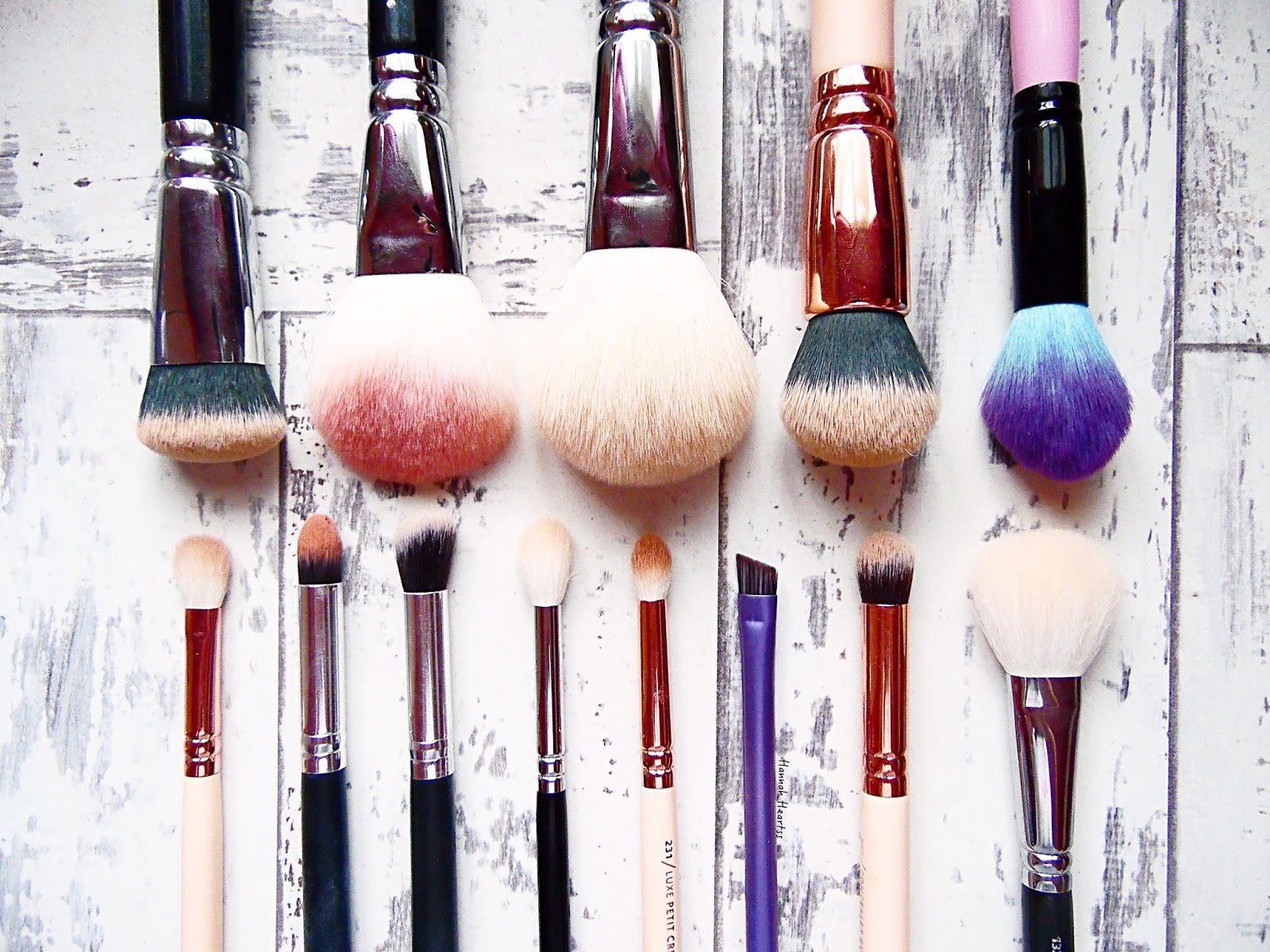 Everyday Makeup Brushes