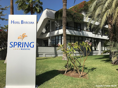 Accommodation review at Bitacora Hotel, Tenerife