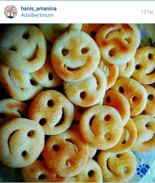 smiley food