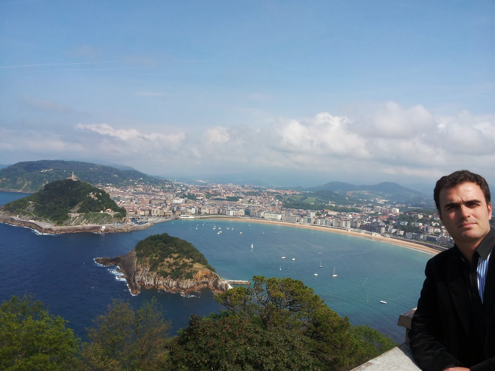 San Sebastian Private Local Tour Guide