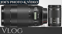 Canon EF 70-300mm f/4-5.6 IS II USM & EF-M 18-150mm IS STM Lens Images Leaked | Vlog