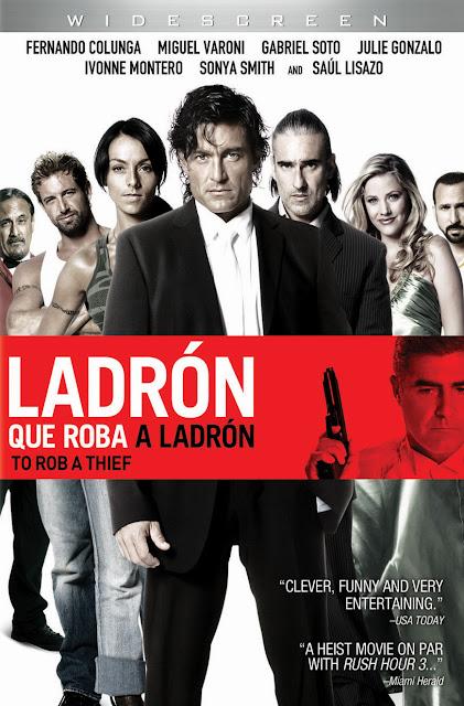 Ladrón que Roba a Ladrón [Latino]