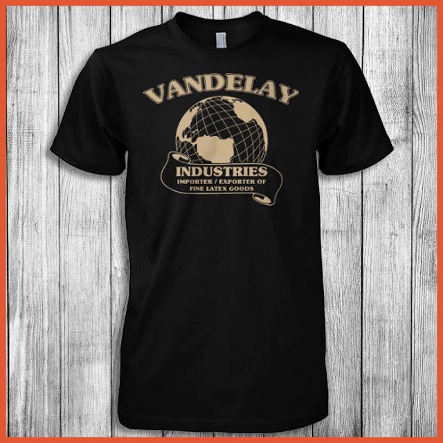 Vandelay Industries Importer Exporter Of Fine Latex Goods Shirt