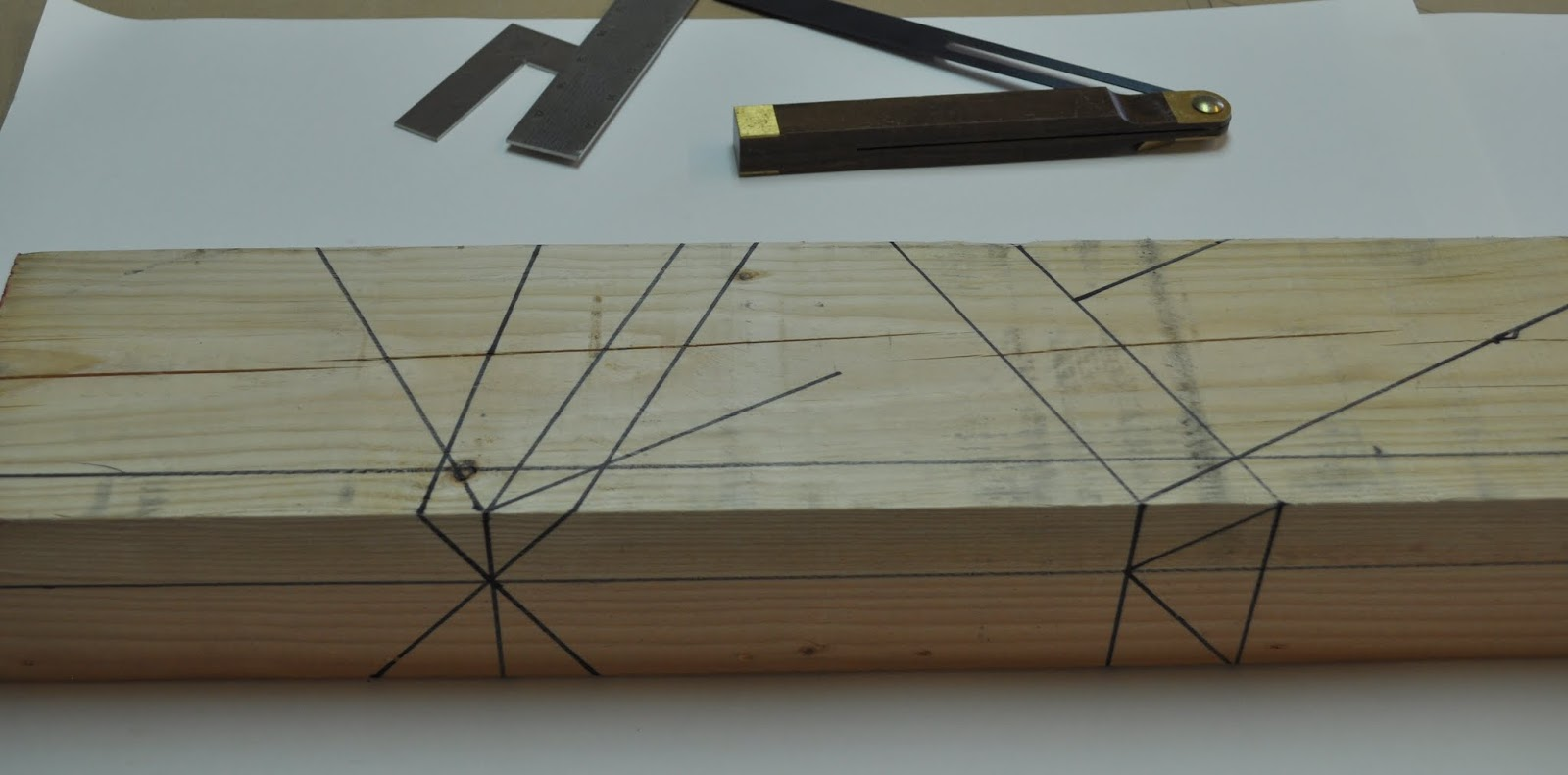 Roof Framing Geometry How To Precisely Layout An