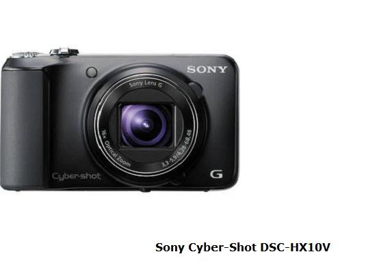 Sony Cyber-Shot DSC-HX10V review