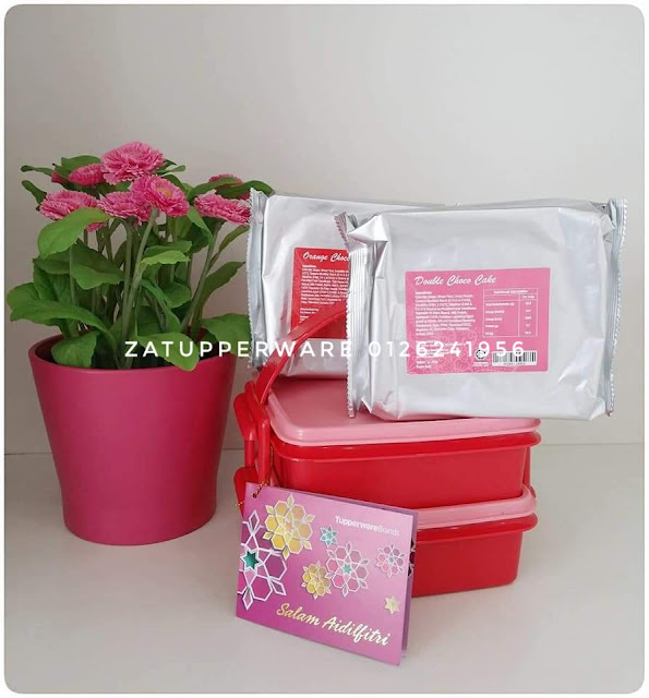 Tupperware Raya Cake Gift Set