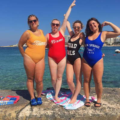 Girl trip to Malta