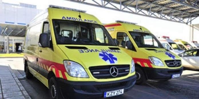 Οδηγός μηχανής τραυματίστηκε σοβαρά τα ξημερώματα στη Νεάπολη Λάρισας