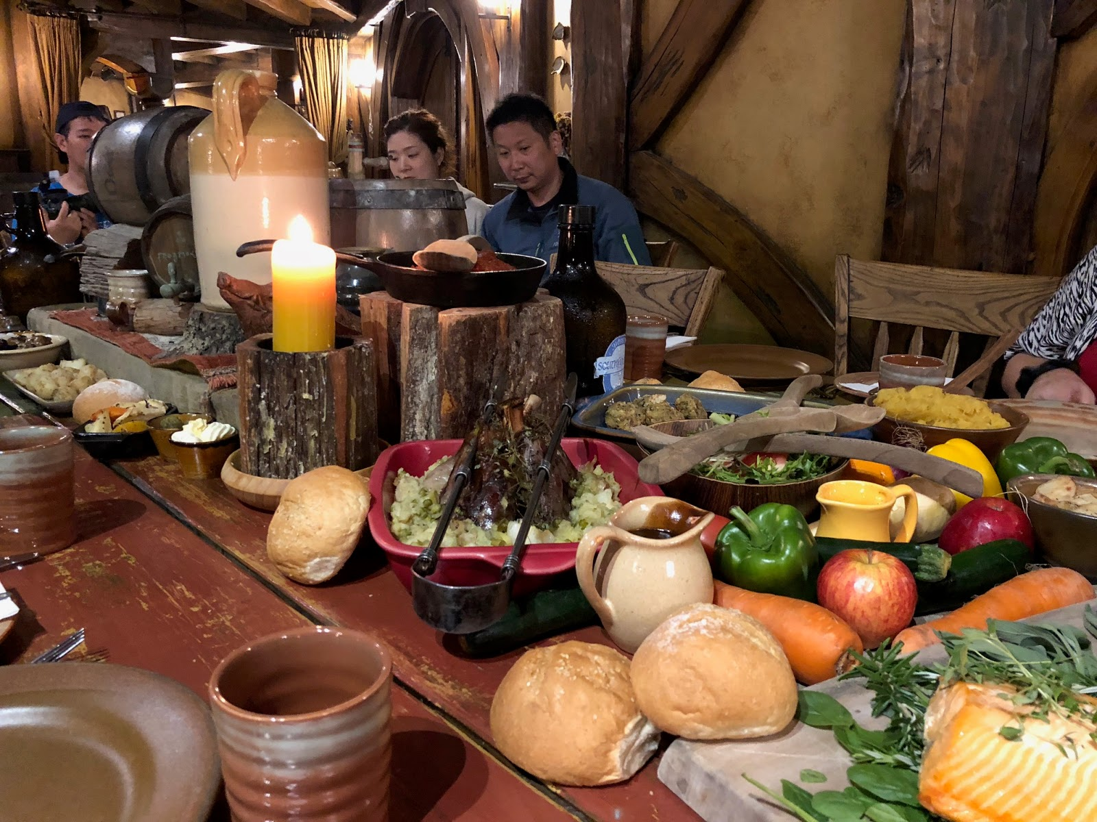 Hobbiton Banquet Tour Review