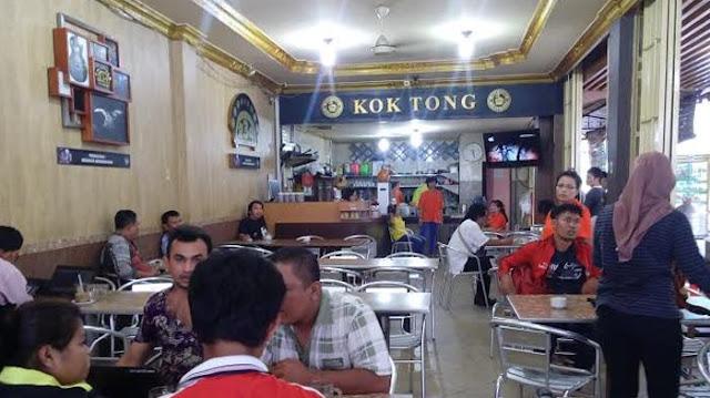 Cerita Tentang Kota Pematangsiantar - Kedai Kopi Kok Tong